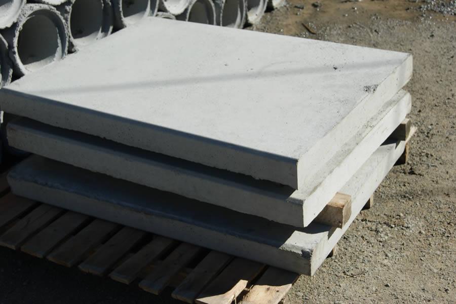 Tampas de Concreto